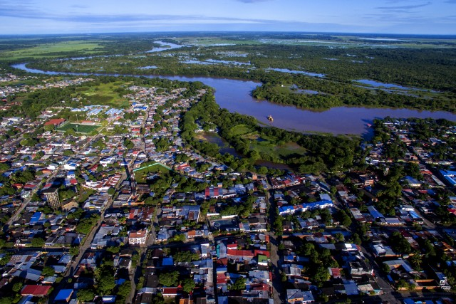 Arauca y su rio