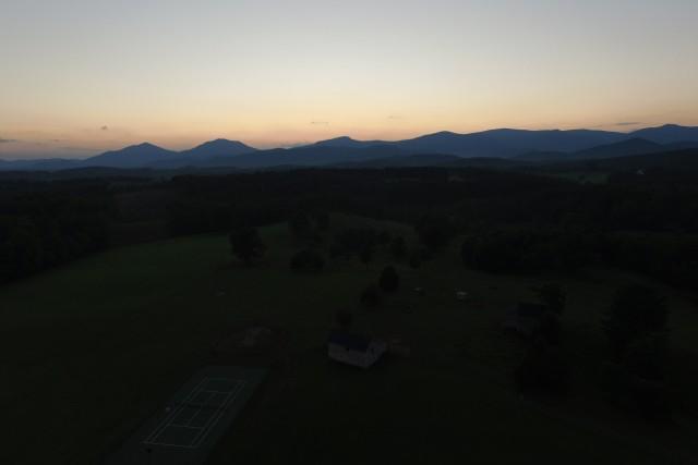 Appalachain Mountains
