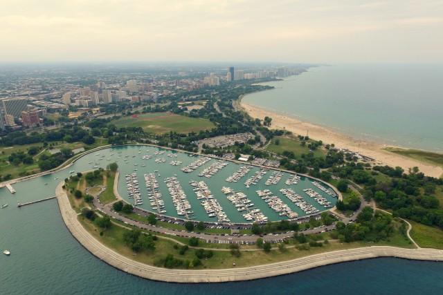 Montrose Harbor, Chicago, IL