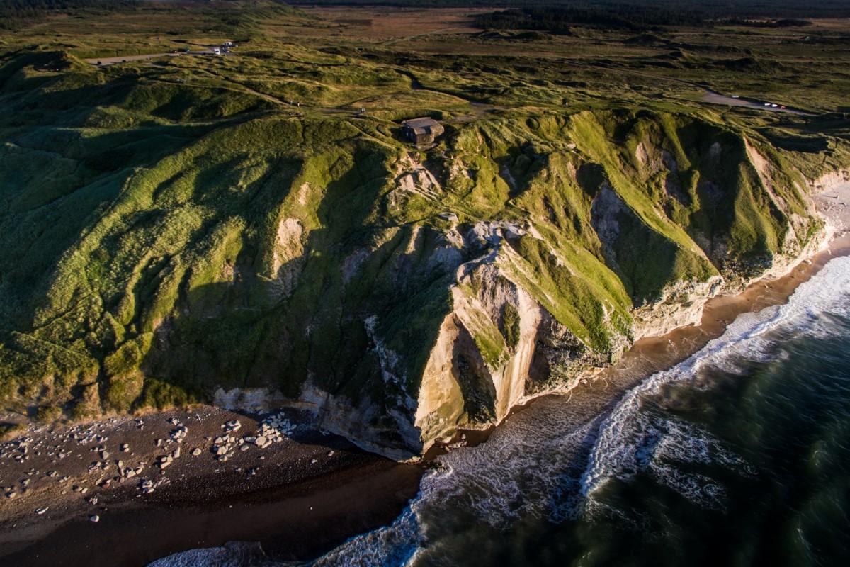 Bulbjerg Cliff