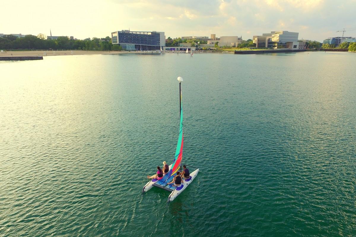 Northwestern University Sailing, Evanston, IL