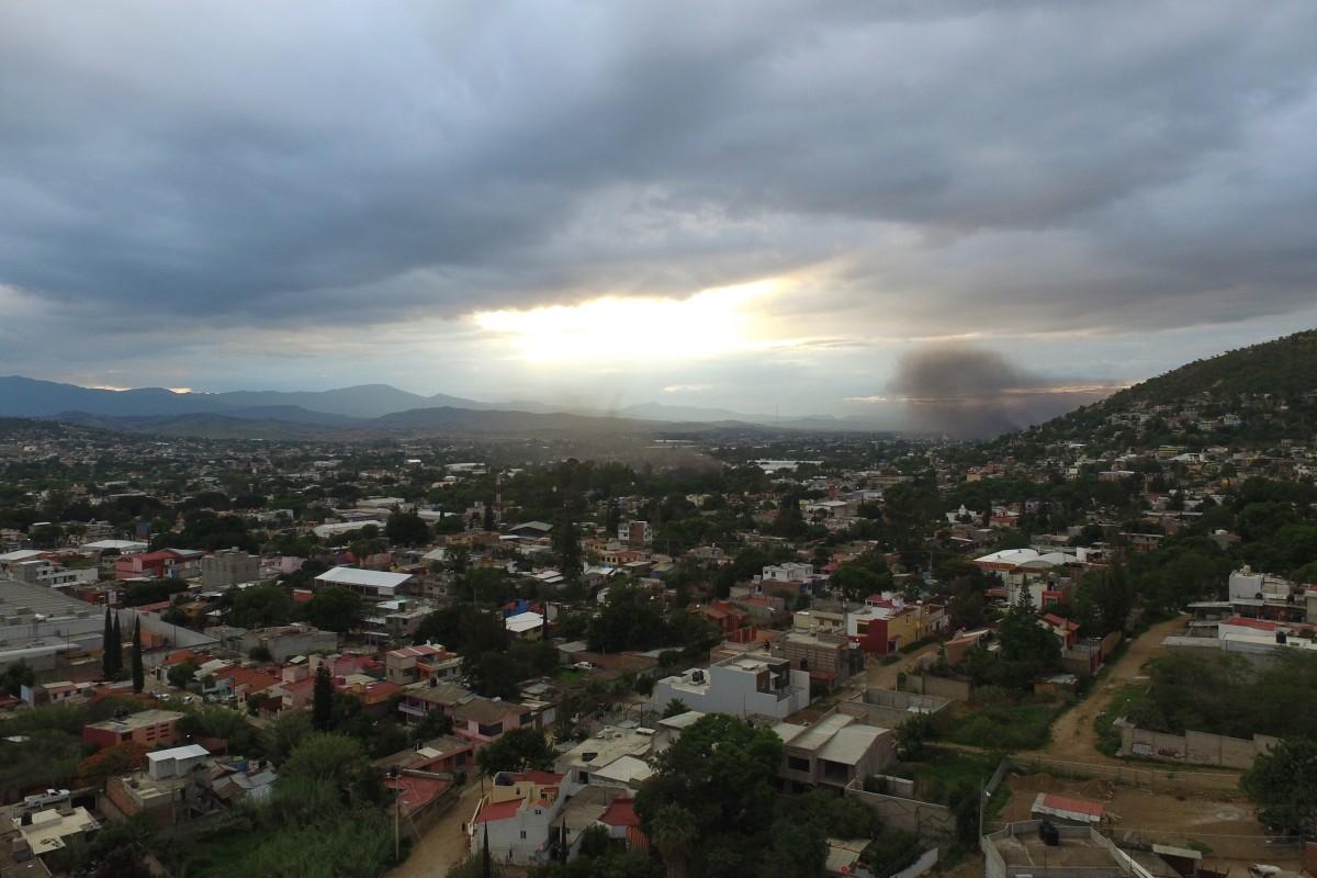 Civil War in Oaxaca
