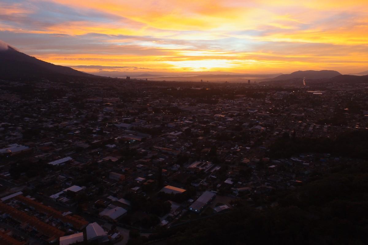 Santa Tecla, La Libertad, El Salvador.