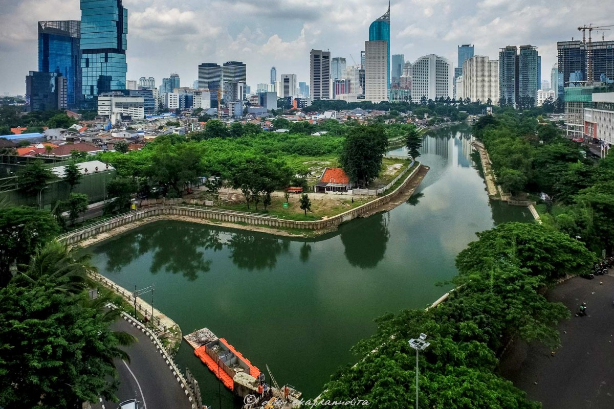the other side of Jakarta