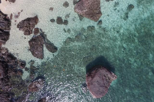 Petite terre, Mayotte, Ocean indien