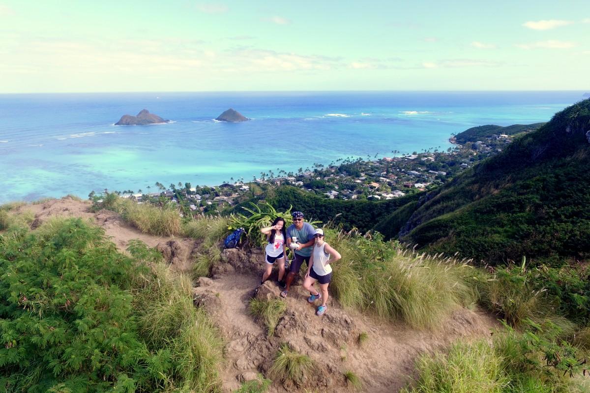 Pillbox Trail, Oahu, HI