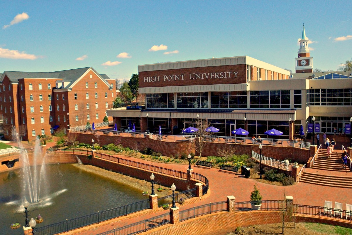 High Point University, High Point, North Carolina, USA