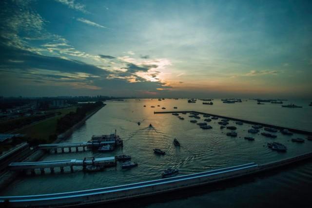 Marina South Peir, Singapore