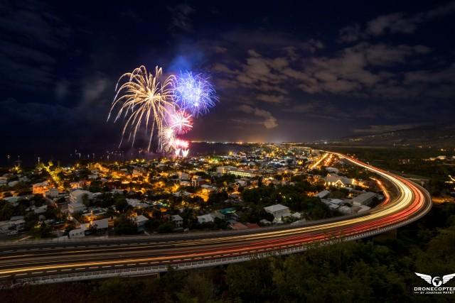 fireworks saint paul reunion island