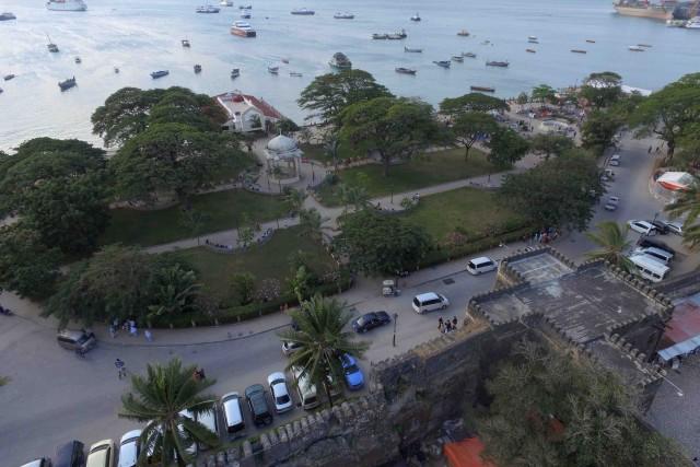 Stonetown Zanzibar Tanzania East Africa