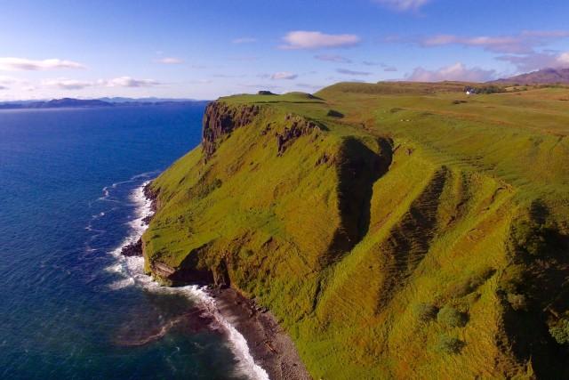 Scotland and Isle of Skye