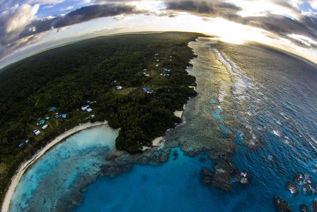 Mu, Lifou, New Caledonia