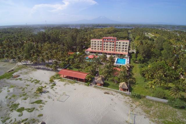 Hotel Bahia Dorada, Costa del Sol, El Salvador C.A.