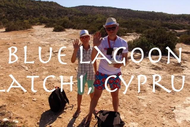 Blue Lagoon, Latchi, Cyprus. Near Baths of Aphrodite