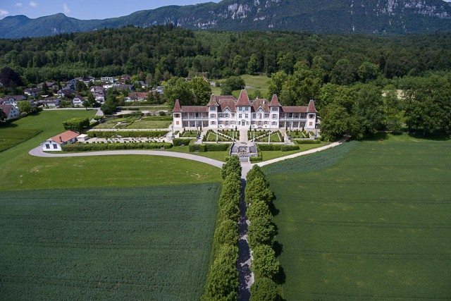 Castle Waldegg, Feldbrunnen, solothurn, Switzerland