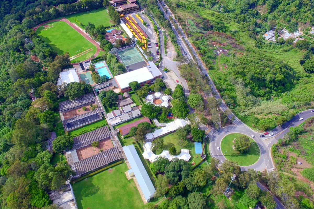 Austrian School, Zone 16, Guatemala