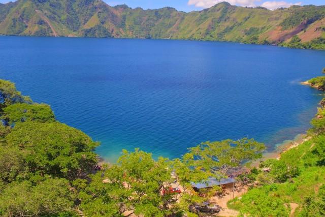 Laguna de Aryaza, Santa Rosa, Guatemala