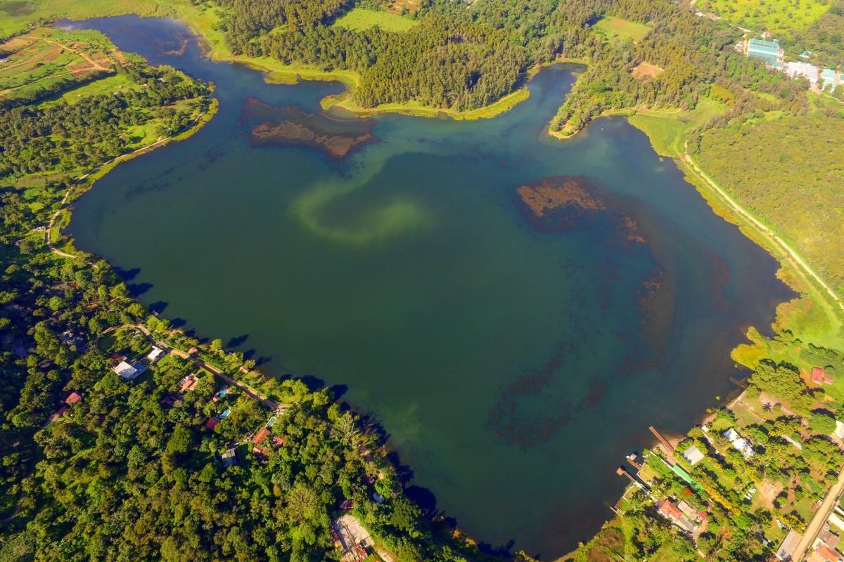 Laguna de Pino, Santa Rosa, Guatemala