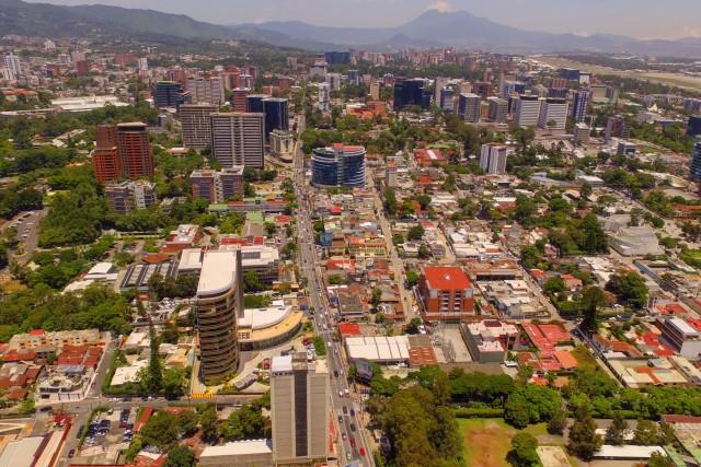 Zone 10, Guatemala-City, Guatemala