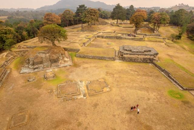 Iximché, Tecpan, Guatemala