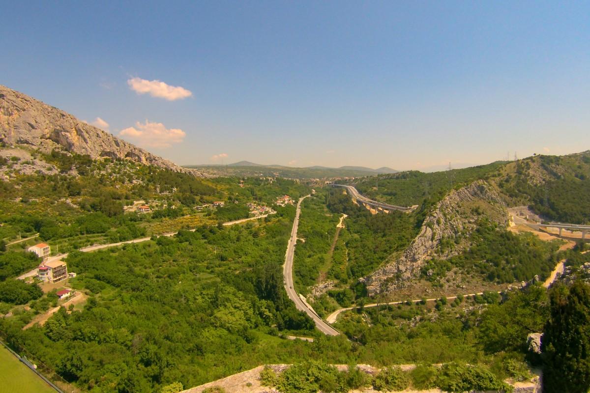 Klis Fortress, Klis, Croatia
