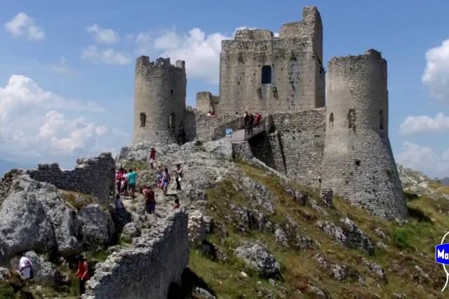 Rocca Calascio, L'Aquila, Abruzzo, Italy