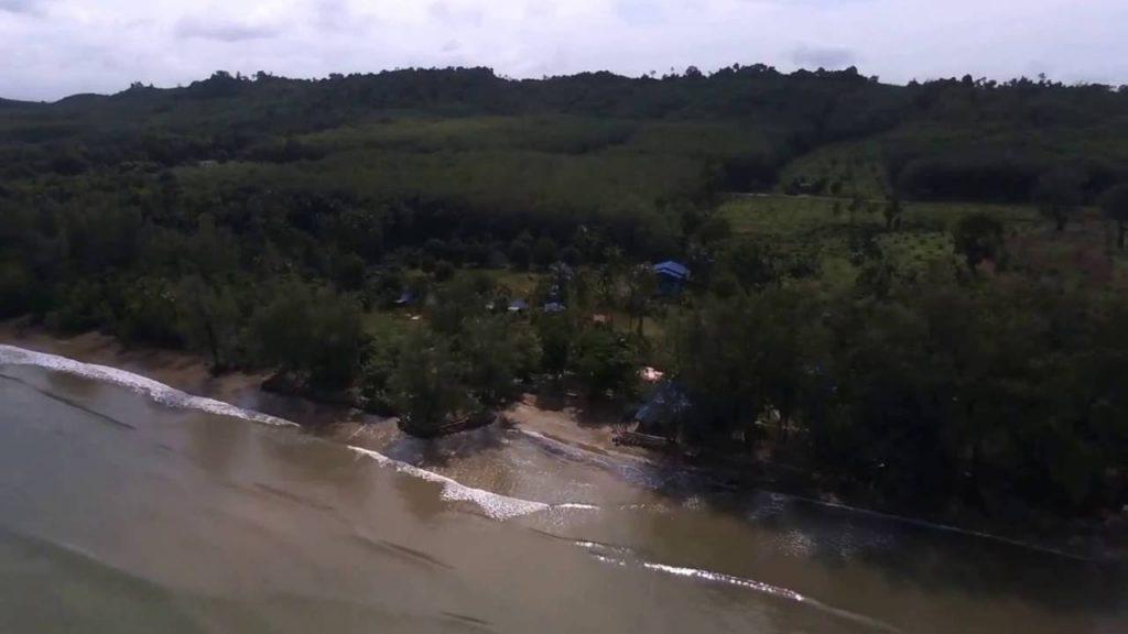 Koh Sriboya (Krabi) Thailand  city photos : Thai West Resort, Koh Sriboya Island, Krabi, Thailand | Dronestagram