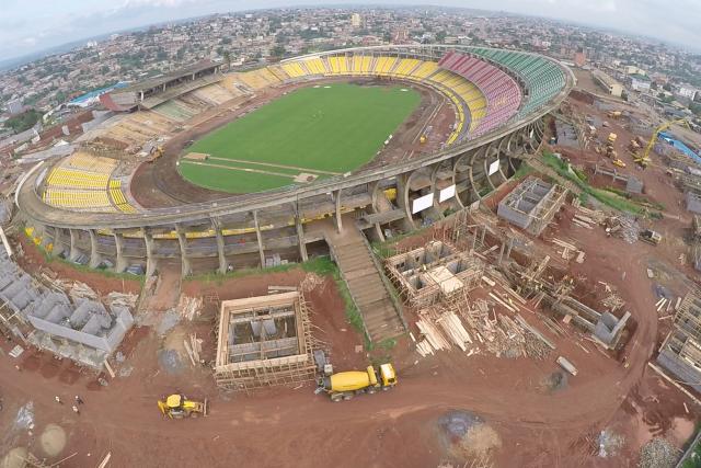 omnisports stadium