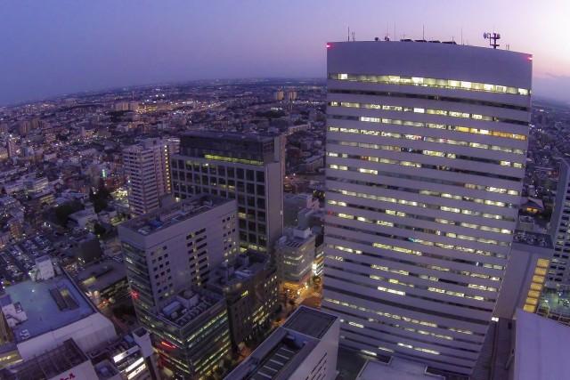 Sonic city, Sakuragi, Omiya, Saitama, JAPAN