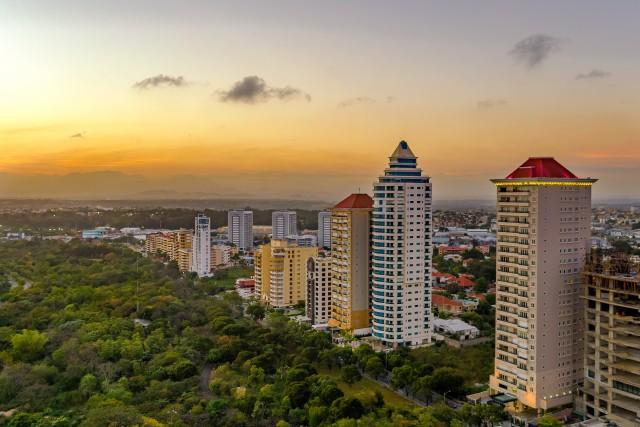 Parque Mirador Sur, Santo Domingo, Dominican Republic