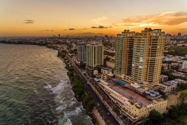 Avenida George Washington, Santo Domingo, Dominican Republic