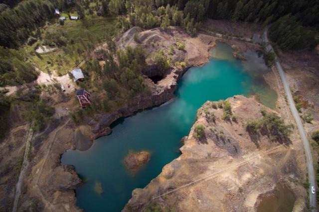 Blue Lagoon, Orijärve, Salo, Finland