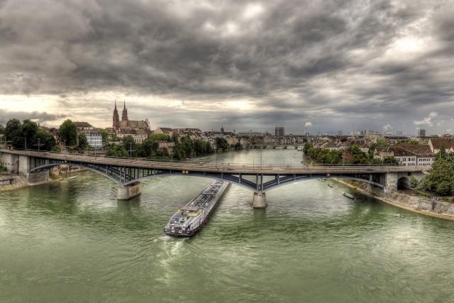 Basel Wettsteinbrüche