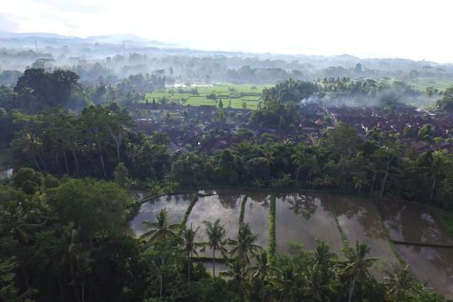 Bunutin, Bali, Indonesia