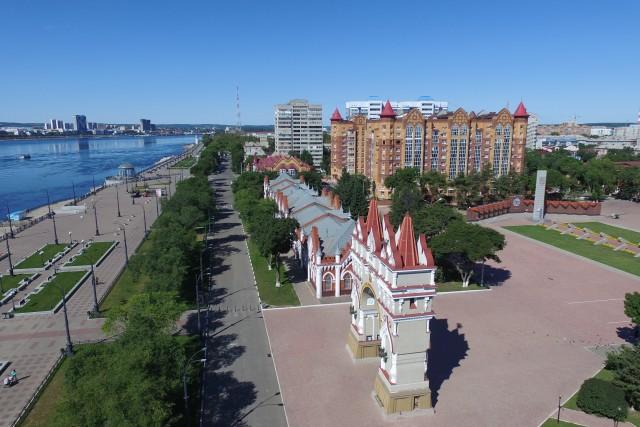 Russia Blagoveschensk