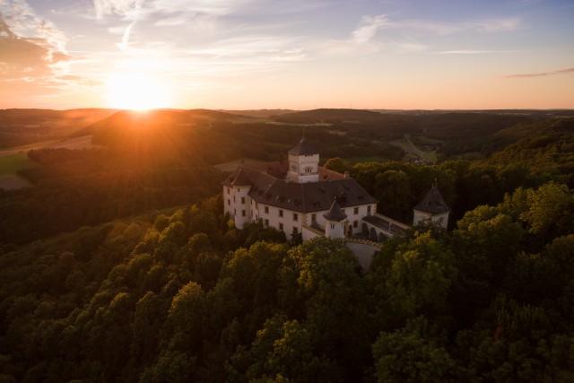 Schloß Greifenstein, Heiligenstadt, Bavaria, Germany