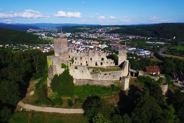 Burg Rötteln – Lörrach – Germany