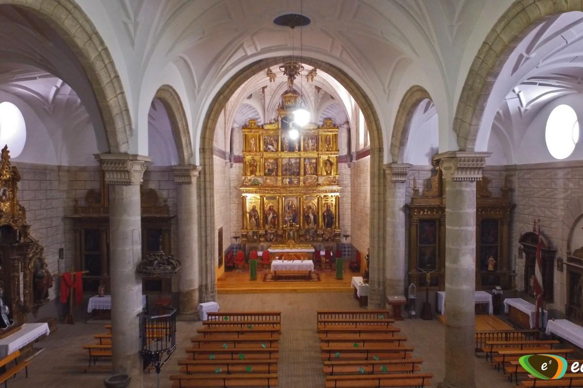 Iglesia de Santa María Magdalena (Matapozuelos).