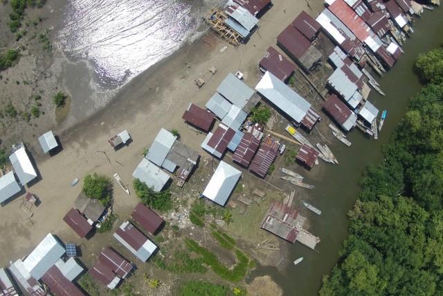 Imágenes cenitales varias en Colombia