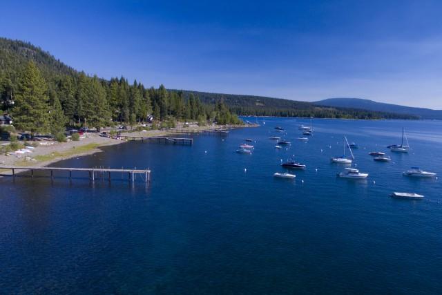 Homewood Lake Tahoe