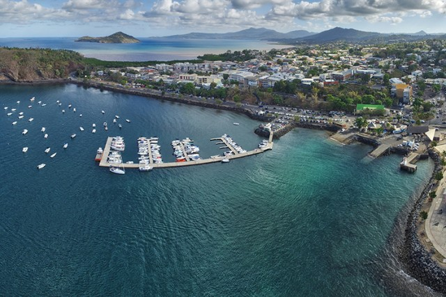 Mamoudzou, Mayotte, Ocean indien
