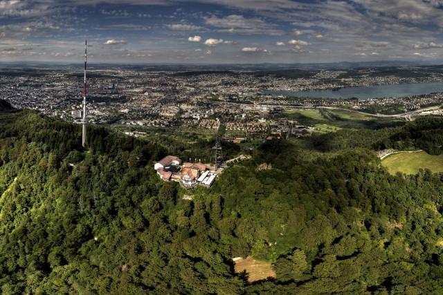 Zurich Switzerland, Uetliberg
