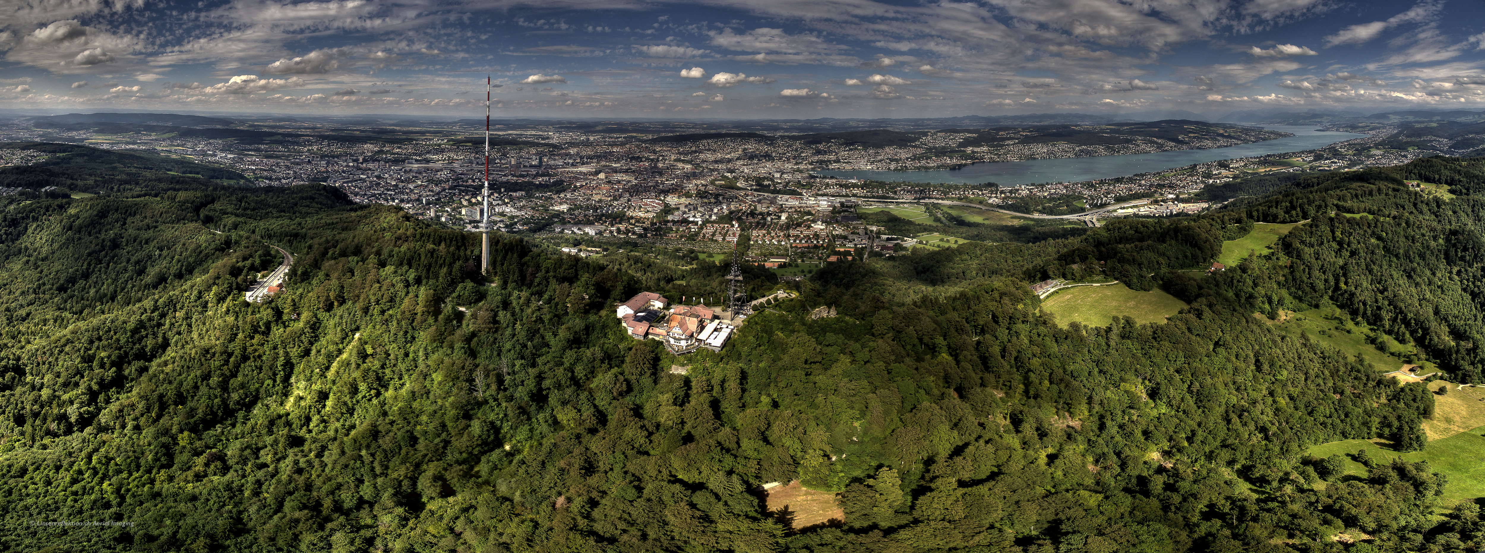 Zurich Switzerland, Uetliberg