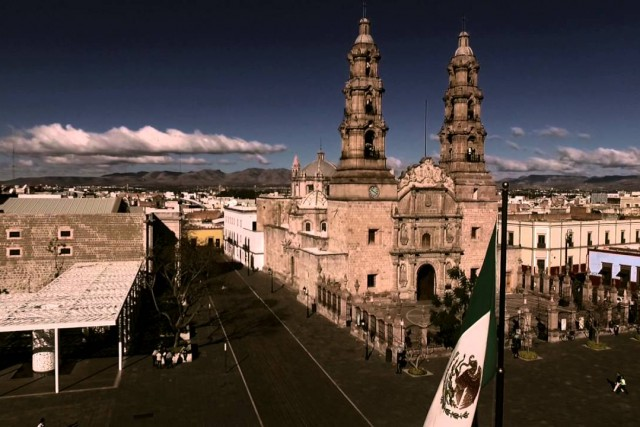 Centro Historico Ags.