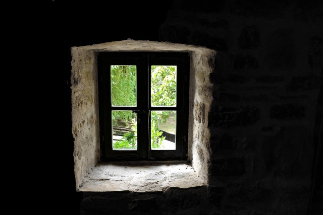 Black Window