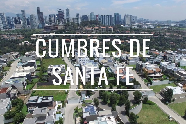 Cumbres de Santa Fe, Ciudad de México