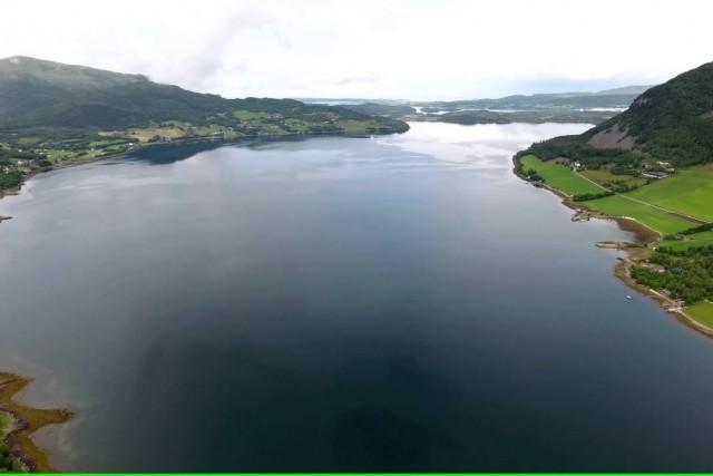 Norway. Malmefjorden