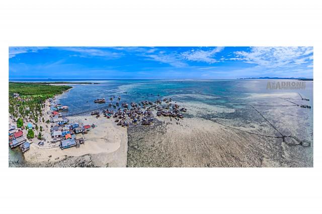 Omadal Island, Semporna, Sabah, Malaysia