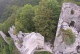 Stary hrad Strecno / Old Strecno Castle