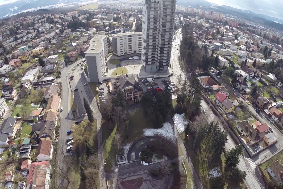 BORICKY PARK, ZILINA, SLOVAKIA